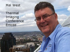 Mal West to Emcee Thermal Imaging Conference 2013