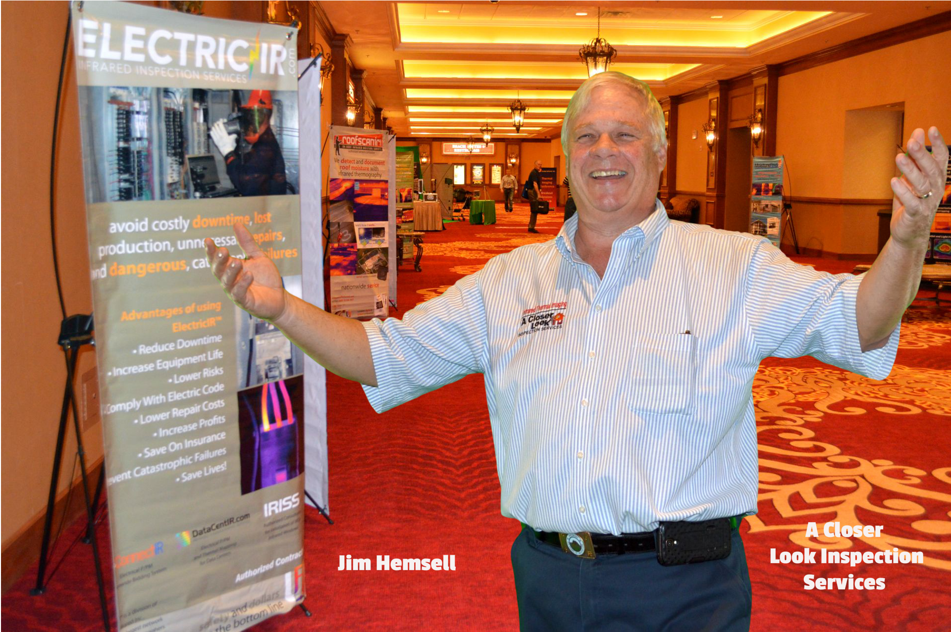 TIC2015 jim hemsell a closer look inspection services